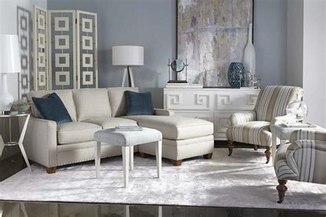Apartment Size Sofa With Chaise Lounge by Designer Style Apartment Size Sofa With Reversible