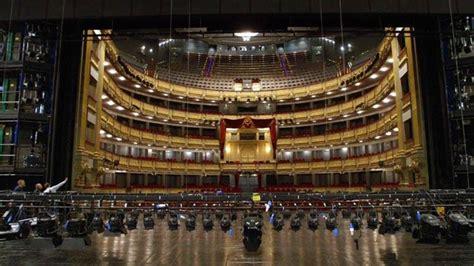 imagenes teatro real madrid el teatro real hace caja con el palco cedido por carmena