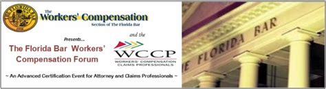 section 67 workers compensation act the florida bar workers compensation section