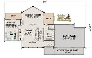 Small Lake House Floor Plans Lake House Floor Plan House Plans Small Lake Lake Homes