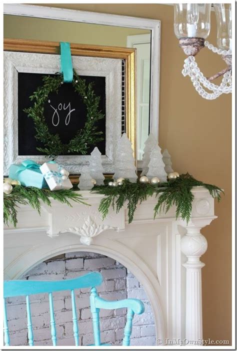 festive christmas mantel decorating idea in my own style 427 best images about christmas decorating ideas on
