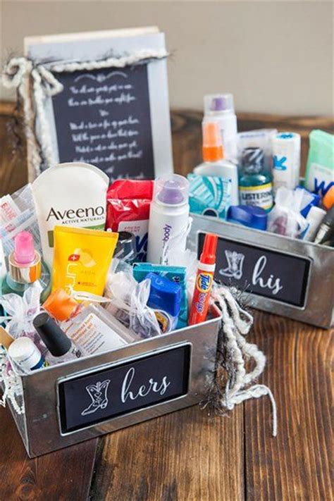 Wedding Bathroom Basket Essentials 25 Best Wedding Bathroom Baskets Ideas On