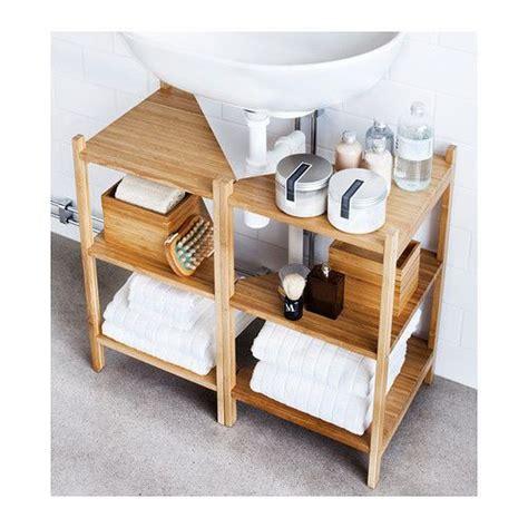 Ikea Badezimmer Aufbewahrung Eckregal by Die Besten 25 Waschbeckenunterschrank Ideen Auf
