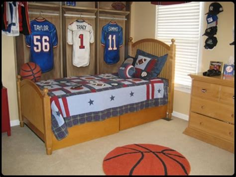 sports themed rooms sports theme boys room kids rooms pinterest