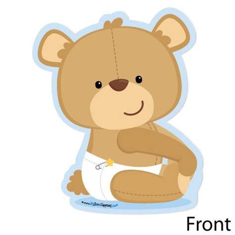 Baby Shower Bears baby shower teddy clip www imgkid the