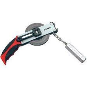 Roll Meter Krisbow Jual Asli Meteran Roll Krisbow Steel 20m Harga Murah