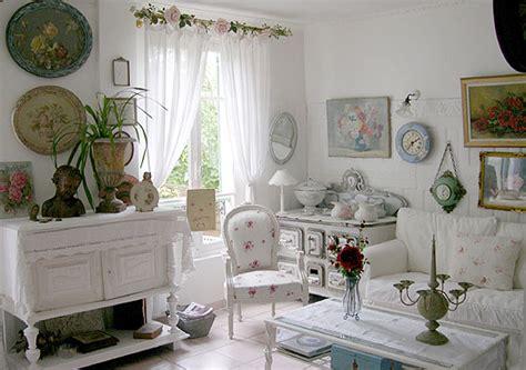Chambre D Hôte Romantique by Shabby Chic Decoracion Y Estilo En Auge Hoy Lowcost