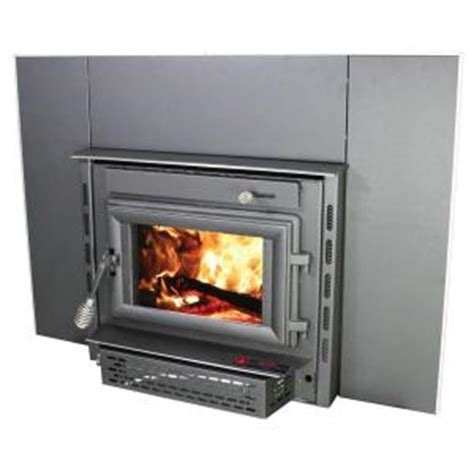vogelzang colonial 1800 sq ft wood burning stove with