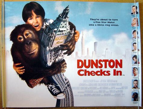 Quads Background Check Dunston Checks In Original Cinema Poster From Pastposters