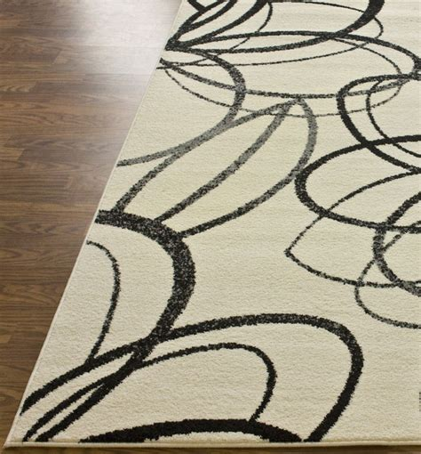 Modern Accent Rugs Accent Prism Yellow Abstract Rug Buy Modern Accent Rugs