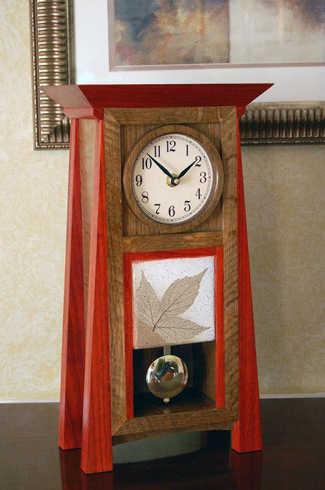 Quot Concord Quot Mission Style Clock By Pashley Lumberjocks