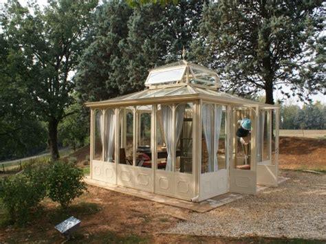 conduttore gazebo giardino d inverno in ferro e vetro giardino d inverno