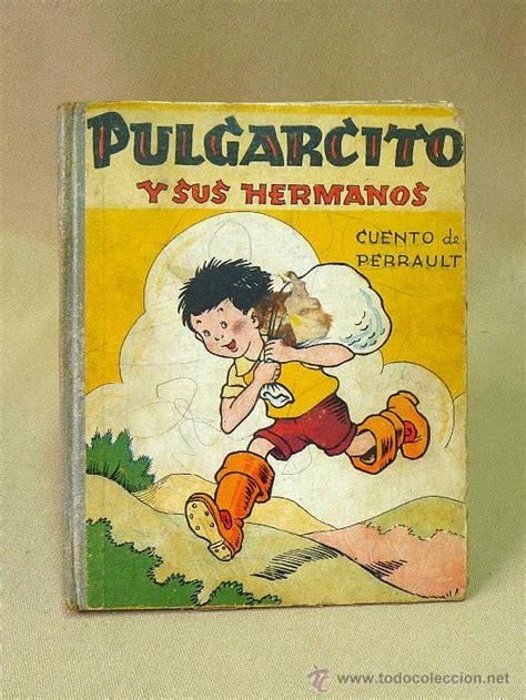 libro pulgarcito libro libro infantil cuento pulgarcito y sus comprar libros de cuentos en todocoleccion