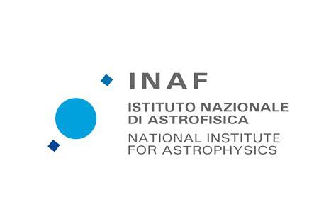 logo inaf italiano