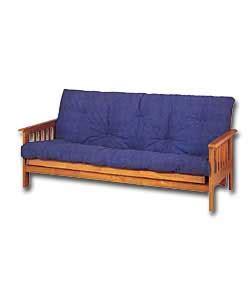 denim futon tennessee natural futon denim mattress futon review