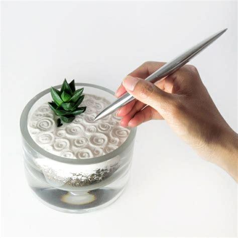 Zen Garten Mini by So K 246 Nnen Sie Einen Mini Zen Garten Kreieren
