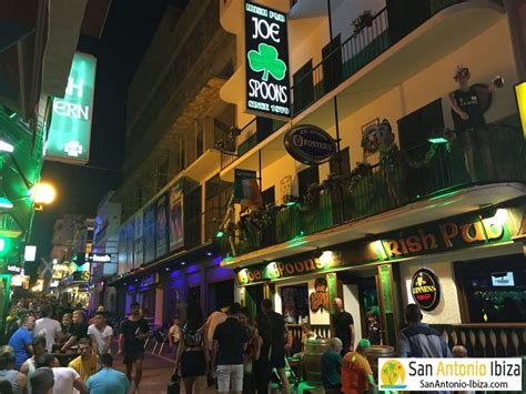 Top Bars In San Antonio by San Antonio Ibiza San Antonio Ibiza Tourist Guide