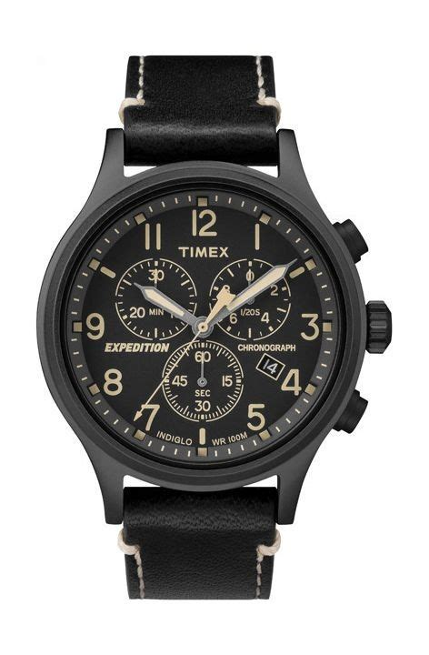 Expedition 6339 Black Leather timex gents price review xcite kuwait