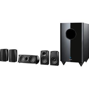 onkyo surround sound home theater system speakers