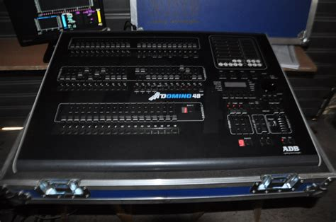 adb console domino 48 xtm adb domino 48 xtm audiofanzine