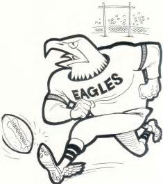 fabulous college football coloring pages  football