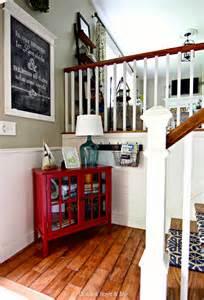 split level foyer decorating ideas golden boys and me diy stair runner
