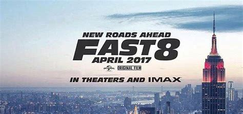 fast and furious 8 release furious 8 2017 movie trailer release date cast plot