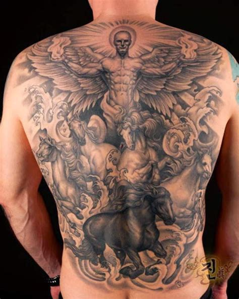 tattoo lucifer angel 80 cutest and prettiest angel tattoos designs