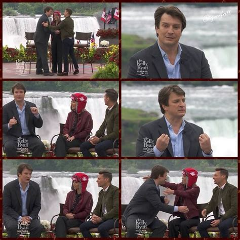 nathan fillion on kelly and ryan 5946 best nathan fillion images on pinterest nathan