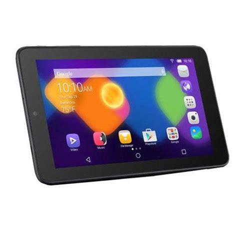 imagenes de tablet blancas tablet alcatel pixi3 plus 7 quot quad core 16gb wi fi negra
