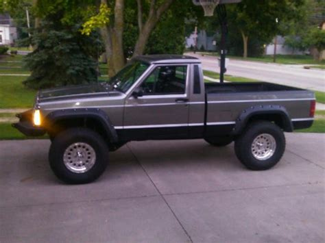 1988 lifted jeep comanche ls conversion jeep comanche for sale photos technical