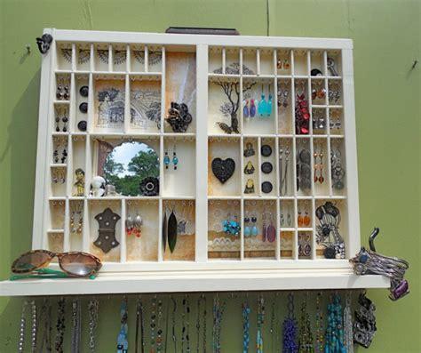Jewelry Shelf Organizer by Gorgeous Jewelry Organizer With Shelf By Intentions Jewelry Boxes And