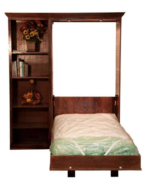 twin size murphy bed twin size finished kansas murphy bed