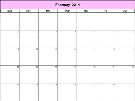 february 2014 calendar template pin printable blank march calendar image search results on