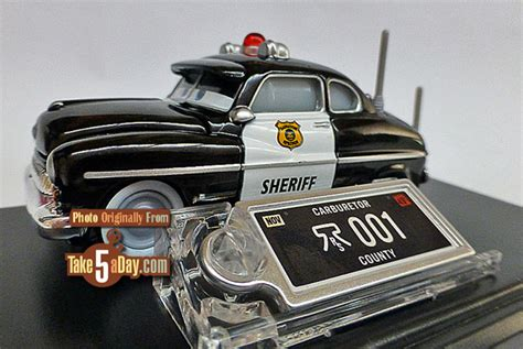 Disney Cars 3 Sheriff mattel disney pixar cars precision series sheriff antenna