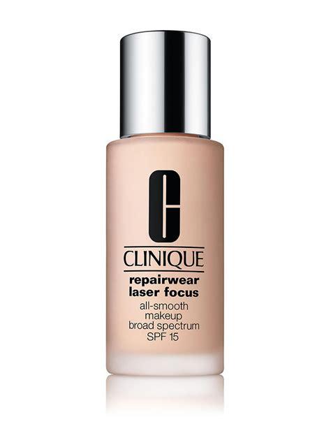 Clinique Repairwear Laser Focus Foundation clinique repairwear laser focus all smooth makeup broad