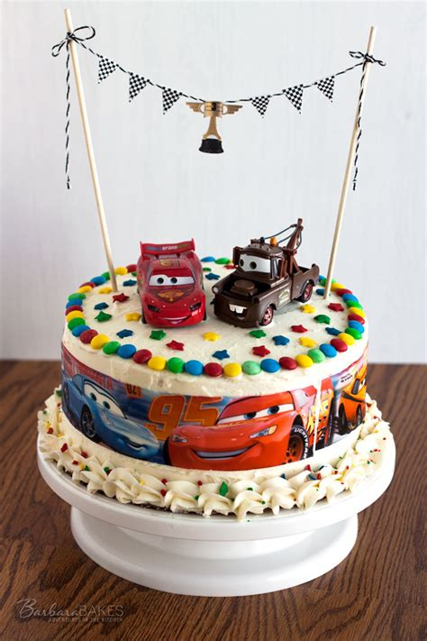 Cars Themed Birthday Cake Ideas by Cars Birthday Cake Easy To Make Birthday Cake