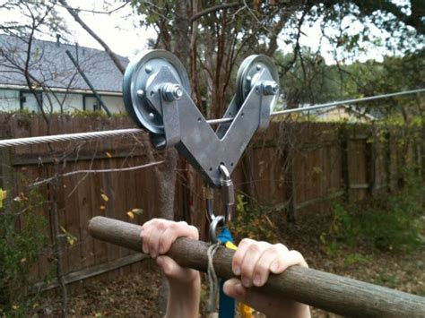 backyard zip line diy pin by charlotte winsor on children pinterest