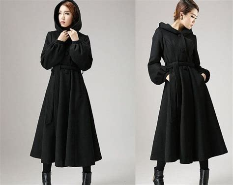 Dear Fashion Mafia Black Sweater Fur Sleeves by 17 Best Ideas About Swing Coats On Vintage
