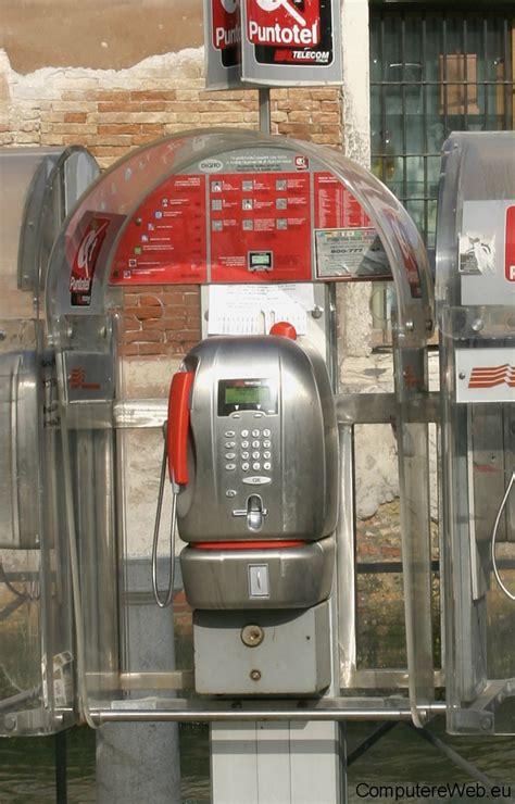 sms da cabina telefonica cerca cabina telefonica pubblica