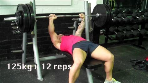 improving bench press max increasing your dead lift and bench press youtube