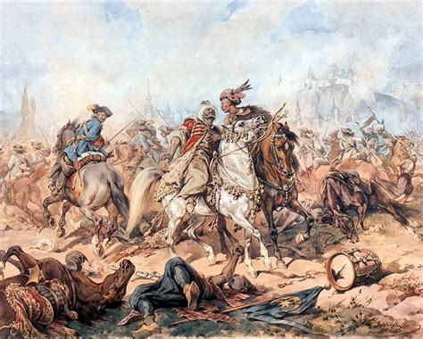 ottoman battles polish ottoman war 1683 99 wikipedia