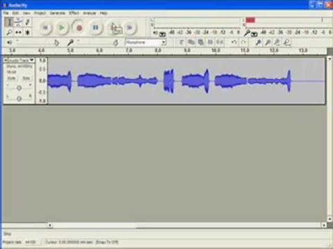 tutorial youtube audacity audacity tutorial how to record youtube