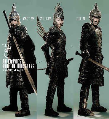 Tshirt Kick Starter Dong Ah 01 hongkong cinemagic forum gt an empress and the warriors
