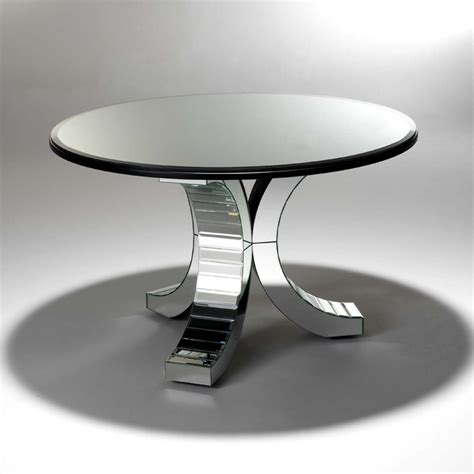 Mirror Glass Dining Table 10 Best Mirrored Images On Deco Furniture Mirrored Furniture And Mirrors