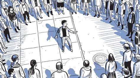 the sculptor scott mccloud tackles mortality love art in the sculptor youtube