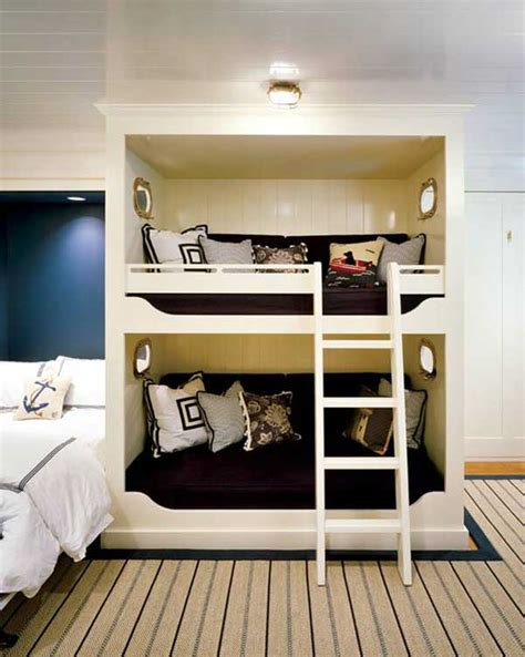 bunk bed room ideas 30 fresh space saving bunk beds ideas for your home freshome com