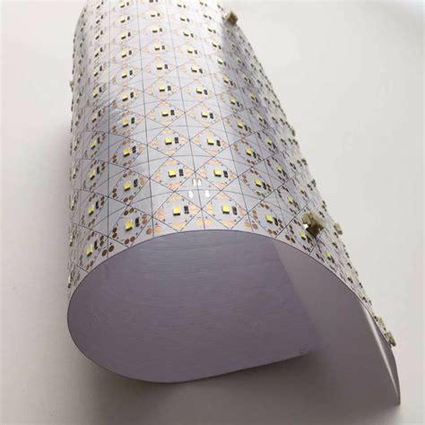 sistemi illuminazione nuovi sistemi di illuminazione a led luce foglio di