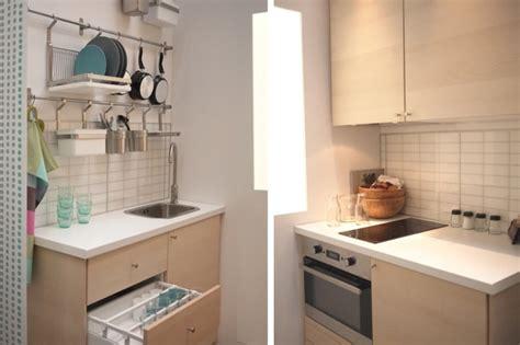 cuisine ikea petit espace cuisines ikea la nouvelle quot metod quot amenagement petit