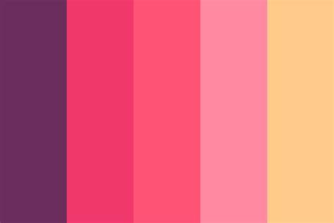 soft colors soft serve bomb color palette